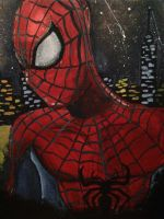The Amazing Spider-Man by Rippleshade