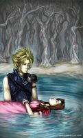 Aeris' Death by galazy