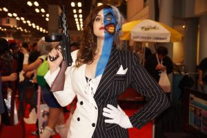 NYCC 2012 - Two Face 2 by kamau123