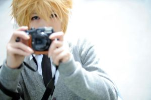 KH - Say Cheese. by dycoz