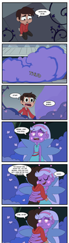 Mewberty AU by rikoudu