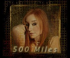 Tori Amos - 500 Miles by Social-Misfit