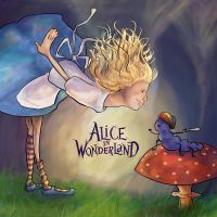 Alice in Wonderland by TuroRudolf