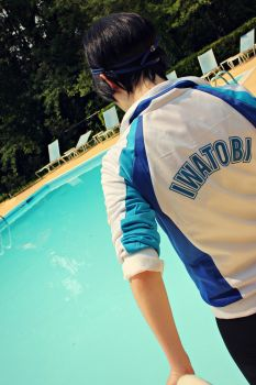 AnimeNEXT 2015 - Iwatobi Swim Club by Roanam