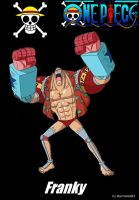Franky (Post Timeskip) by sturmsoldat1