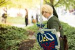 Link cosplay - Montreal Comiccon 2014 (3) by RinkuRose