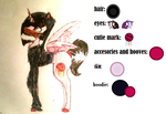 Color Bloodheart REF (redesign) by RichiLimpet