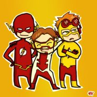 The Flash Family by Kaeshay