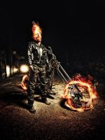 ghost rider by mehmeturgut