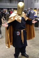 Dr. Fate @ C2E2 2012 by MonkeySquadOne