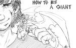 How To Be A Giant by Bonka-chan