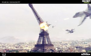 Paris Concept MW3 by Jokerbrose101