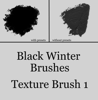Black Winter's Texture Brush 1 by blackxwinter