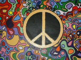 Peace Love And Happiness by c-roll