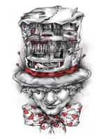 Mad Hatter by DZIU09