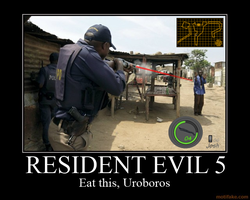 Resident Evil 5 by RobinGMS