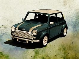 Mini Cooper by fridhelm