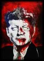 Zombie JFK by SarahEleanor
