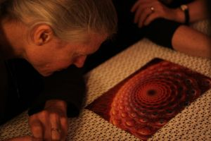 A gift for Alex Grey by beaudeeley