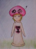 Mushroom...Roxas? For Tandy by shadowfan123
