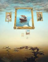 Journey of Memoirs by Nawaf-Alhmeli