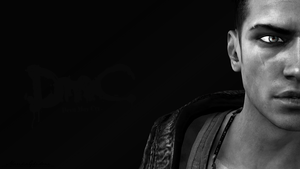 Random DmC Wallpaper - Dante by MakiRepent