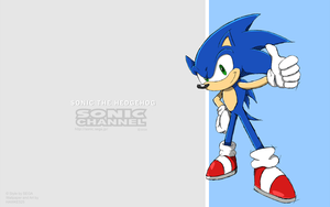 Sonic Channel 2: Sonic by Hawke525