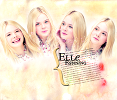 Elle Fanning by Sherryloveyou