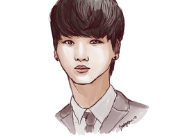 Cha Hakyeon (N) - VIXX by BrooklynSun