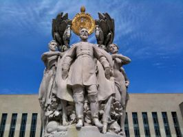 General Meade Memorial by 44NATHAN