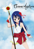 Wendy Marvell by Chrome-Asakura