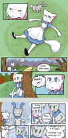 Chapter 50: Wonderland. by taeshilh