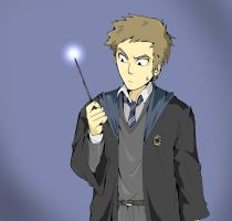 Me in Ravenclaw by TheFresco