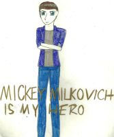 Mickey Milkovich Is My Hero by AgentBabycakes