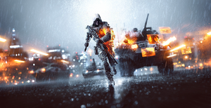Battlefield 4: Black Flag by DeCLaRcK