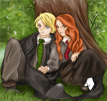 Love Under the Tree by LittleNinni