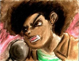 Huey Freeman by Dreballin3x