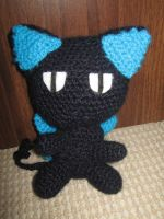 Spinel Sun Amigurumi by CataCata23