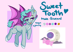 Sweet Tooth by Micky-Ann