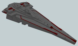 Nebula Class Star Destroyer v2 by quacky112