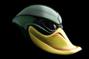 New Duck Helmet 02 by SMP70