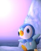 Piplup by RobertoGatto
