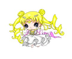 sm: chibi princess serenity by MARoy