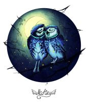 Owles by MsAiry