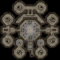 Spider Temple Third Floor by Madcowchef
