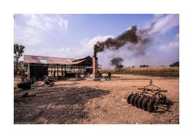 the cane sugar factory by lightdrafter
