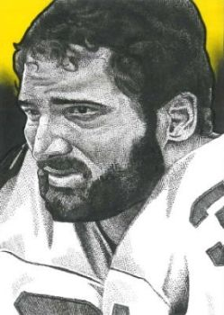 Franco Harris by JRosales1