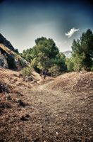 Green Mountains of Spain by DANIELMRK