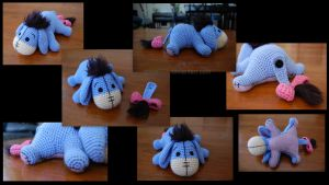 Baby Eeyore by aphid777