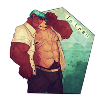 Badge Commission for Iotran by VetroW